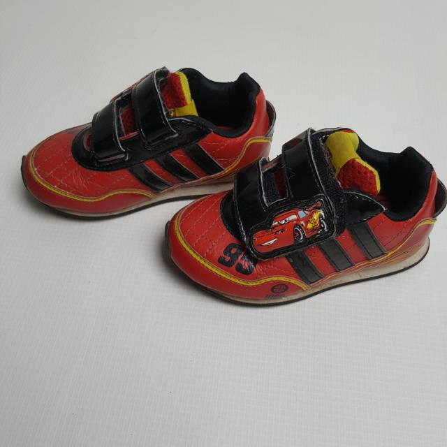 fce6766003ce Best Adidas Cars Velcro Red Shoes for sale in Orangeville