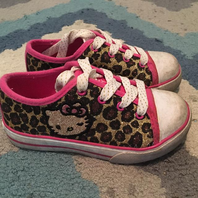 22663aeb58572 Best Toddler Girls Hello Kitty Shoes Size 9 for sale in Mooresville, North  Carolina for 2019
