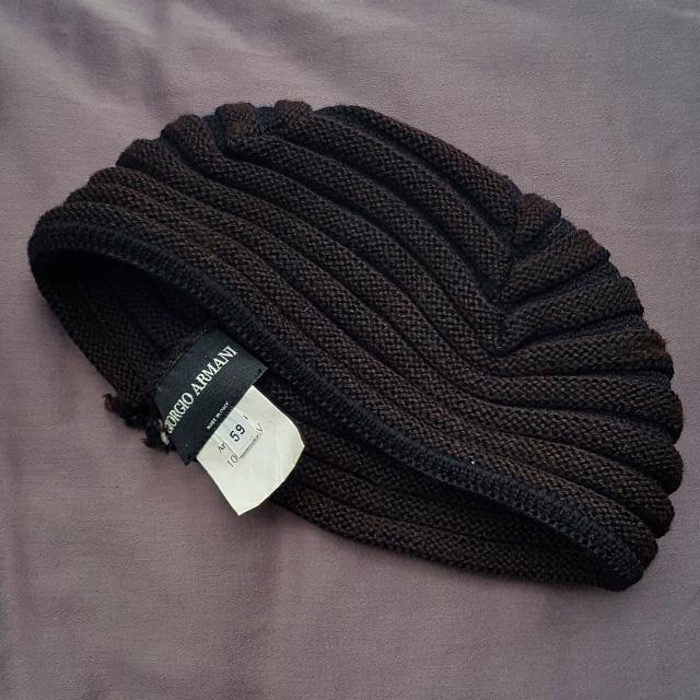 a31859b555fd1 Best Giorgio Armani Beanie for sale in Richmond Hill