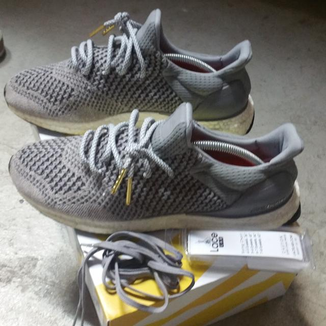 8f8ad3485 Find more Ultraboost Wool Grey(uncaged) 1.0 Size 9.5 for sale at up ...