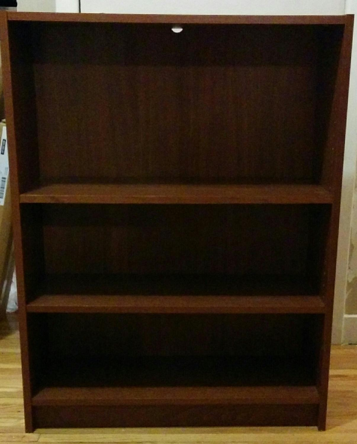 Find More Price Drop! Ikea Billy Bookcase Medium Brown