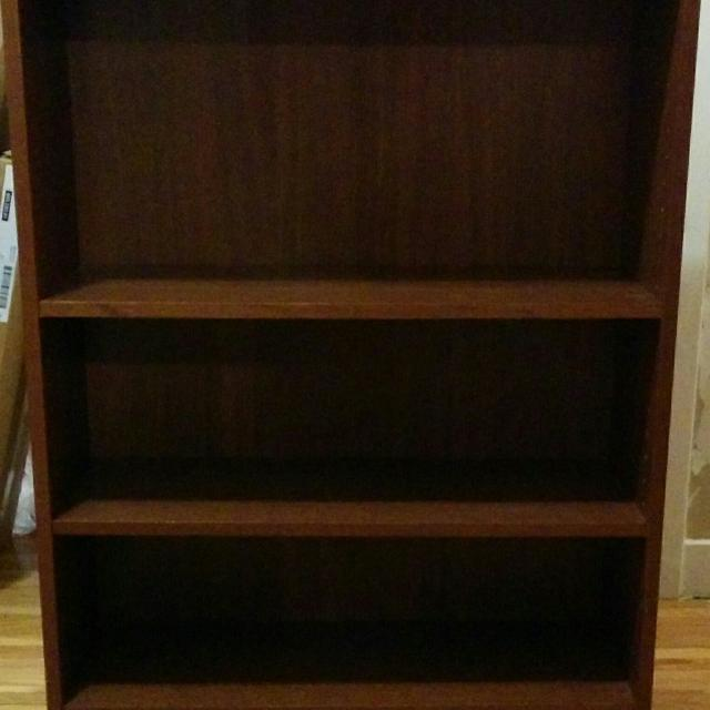 Ikea Billy Bookcase Medium Brown