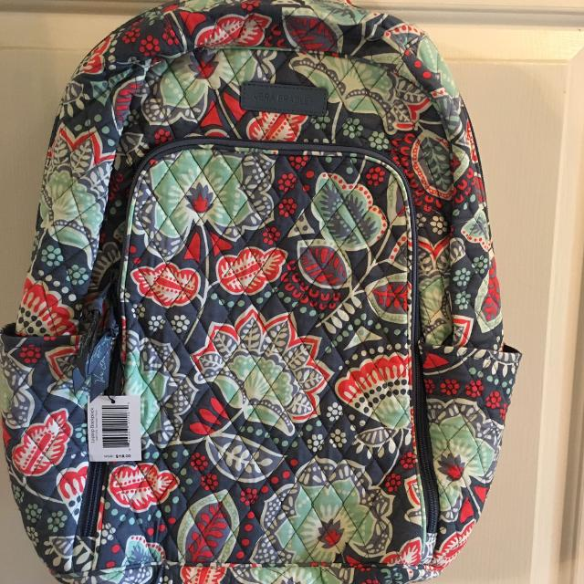 a386c236c8 Find more Vera Bradley Laptop Backpack In Nomadic Floral New for ...