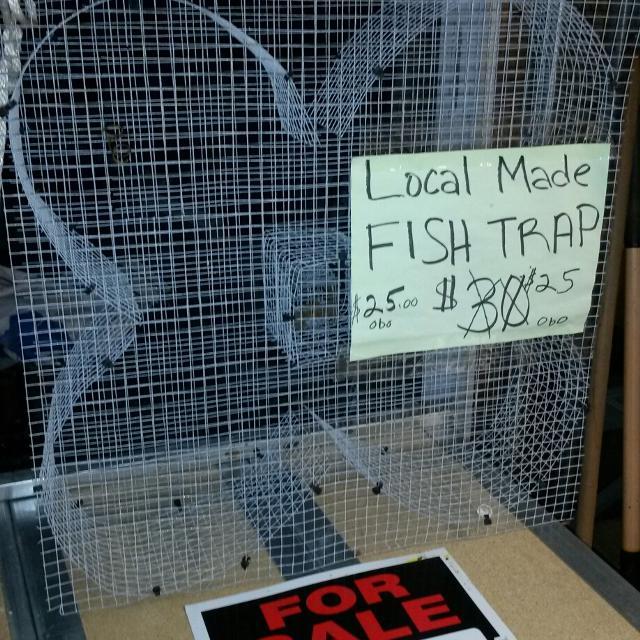 Best Bait Fish Trap for sale in Jefferson City, Missouri ...
