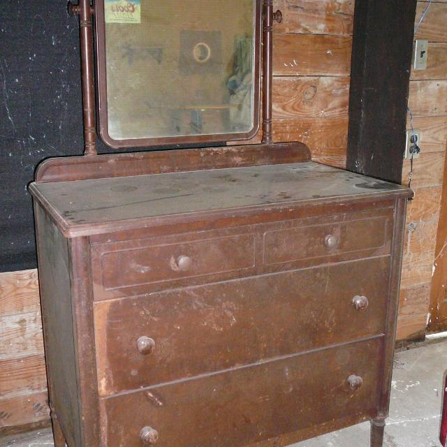 Best Vintage Metal Simmons Dressers For