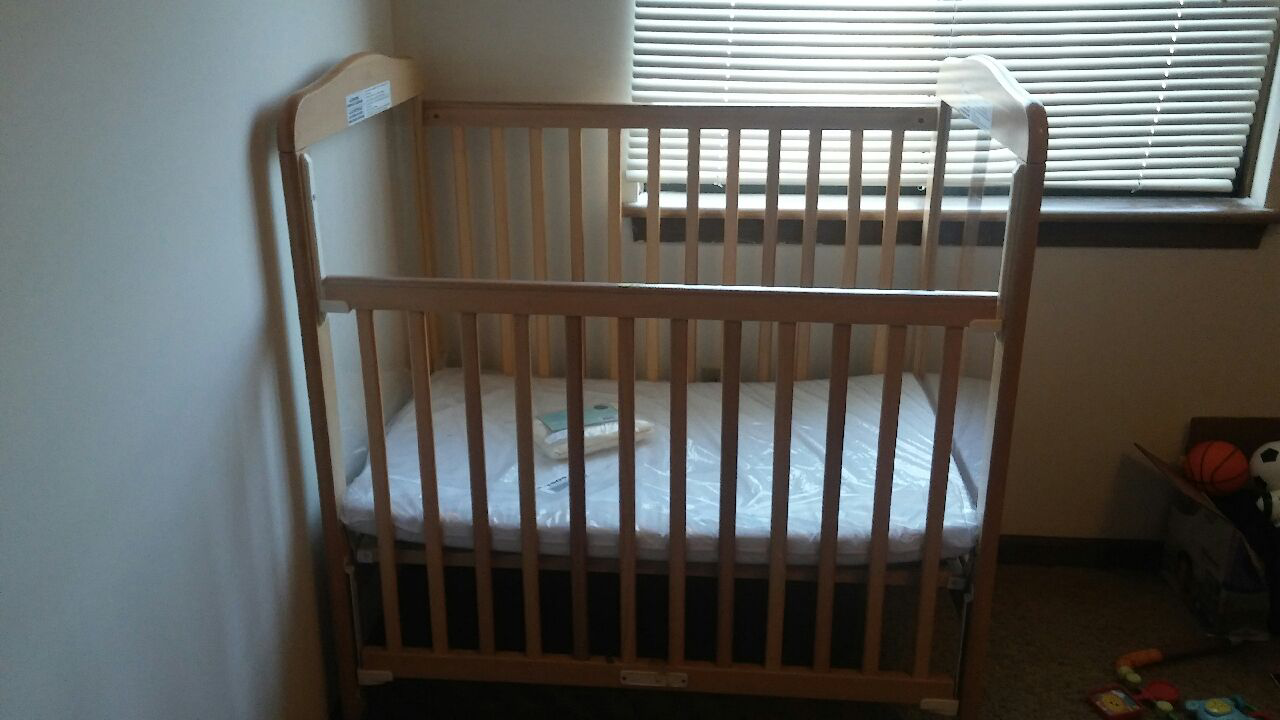 Best Portable Mini Crib With Mattress for sale in Topeka ...