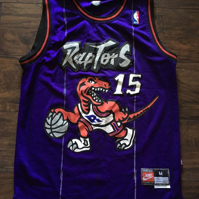 official photos 54be2 95dac Vintage Raptors Vince Carter Jersey ***ReducedPrice***