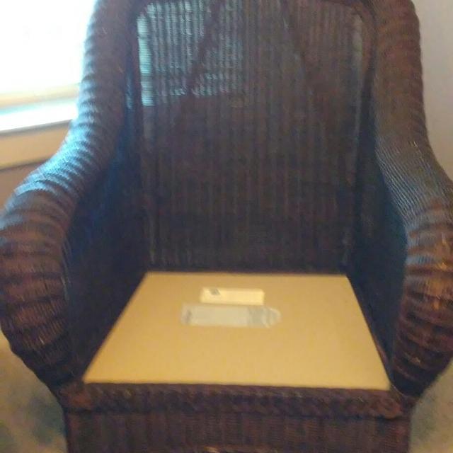 Best Ethan Allan Wicker Chair For