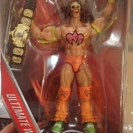 Ultimate Warrior Elite, used for sale  Canada