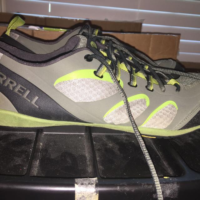 f06ec273d57 Best Merrell Trail Running Shoe Men's 12 for sale in Richmond, Virginia for  2019