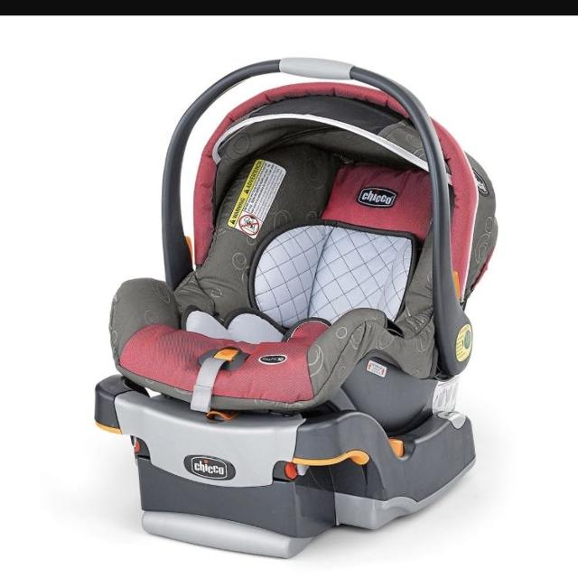 Chicco Car Seat Base Caddy Stroller3photos