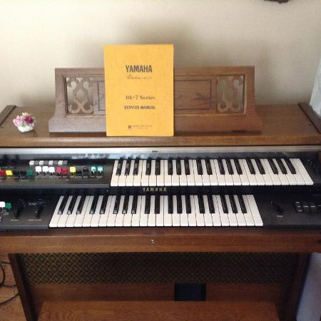 1979 Yamaha Electone B7-series Organ, used for sale  Canada