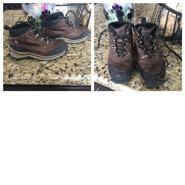 dadfbd7247a Timberland boys hiking boots