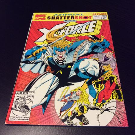 X-Force Annual # 1 - Marvel Comics, used for sale  Canada