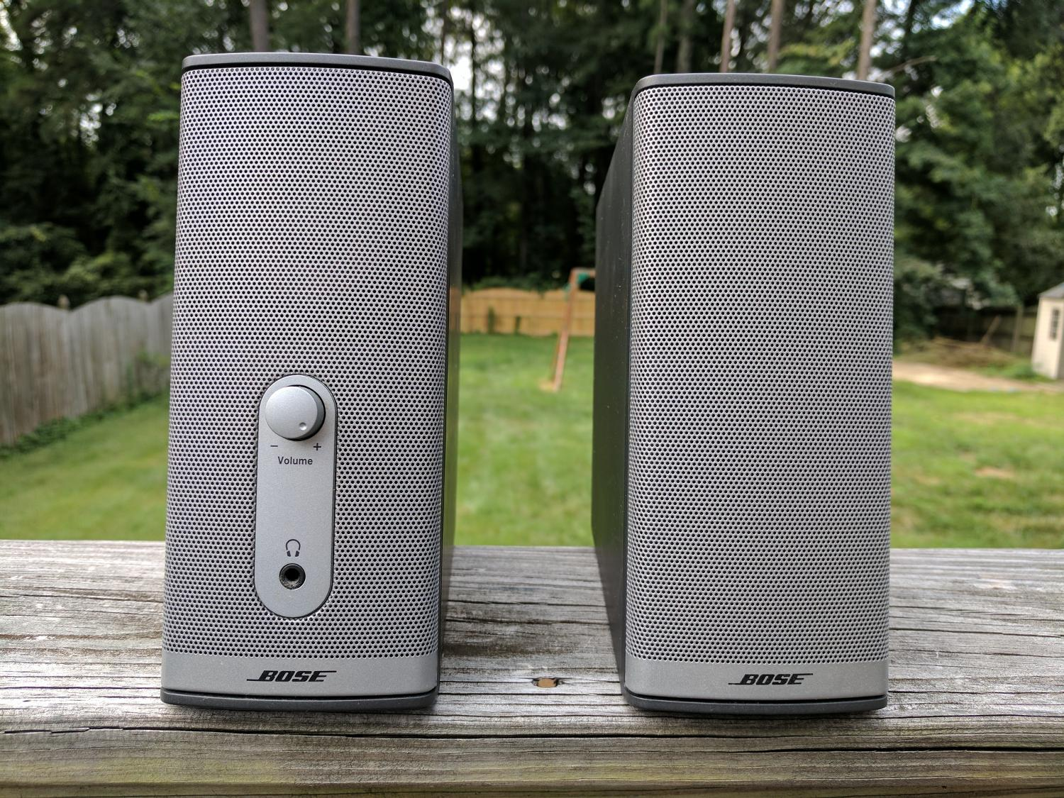 Best Bose Companion 2 Series Ii Multimedia Speaker System For Sale In Richmond Virginia For 2021