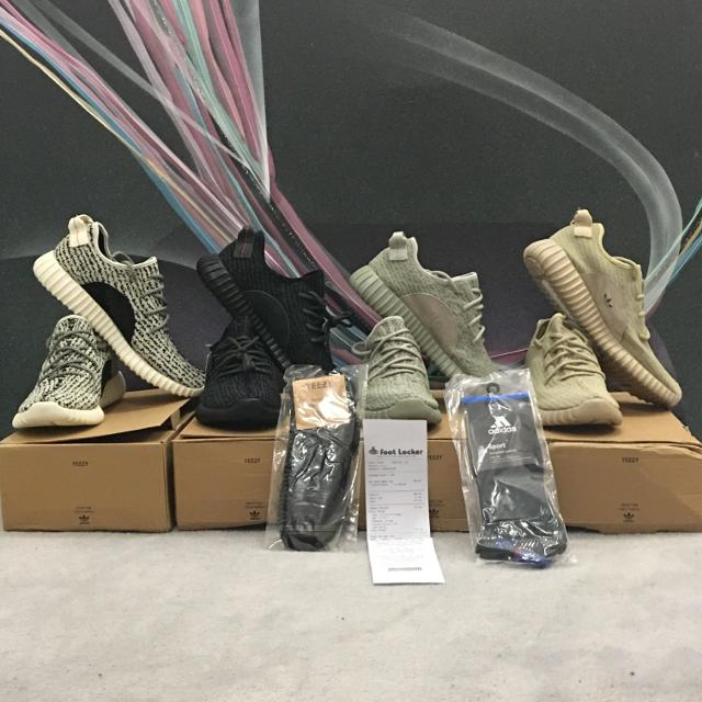 competitive price 798bc a9e34 ★Yeezy Boost 350 V1 & V2 ALL SIZES & COLOR UA $160 1:1 Quality★