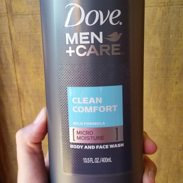 Find More Dove Men Care Clean Comfort Body Wash New Ab Aug 4th For Sale At Up To 90 Off