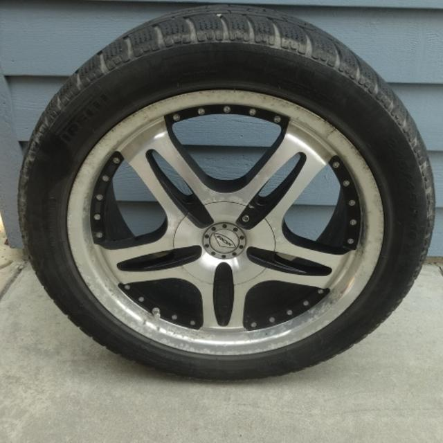 Find More R Mounted Winters On Acura Tl Rims For Sale At Up - Acura tl rims for sale