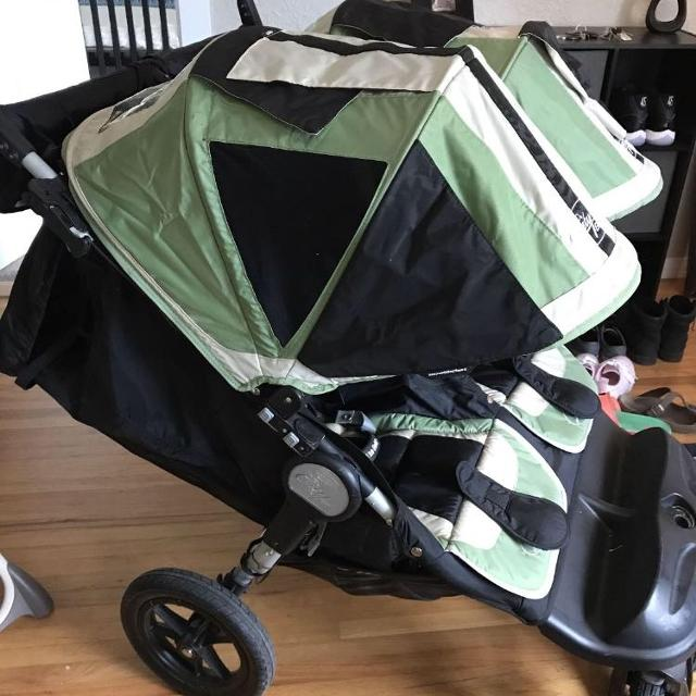 Baby Jogger City Elite Double Stroller