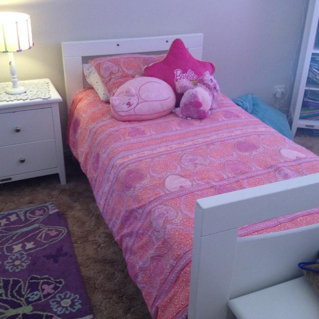 Girls Bedroom Suite