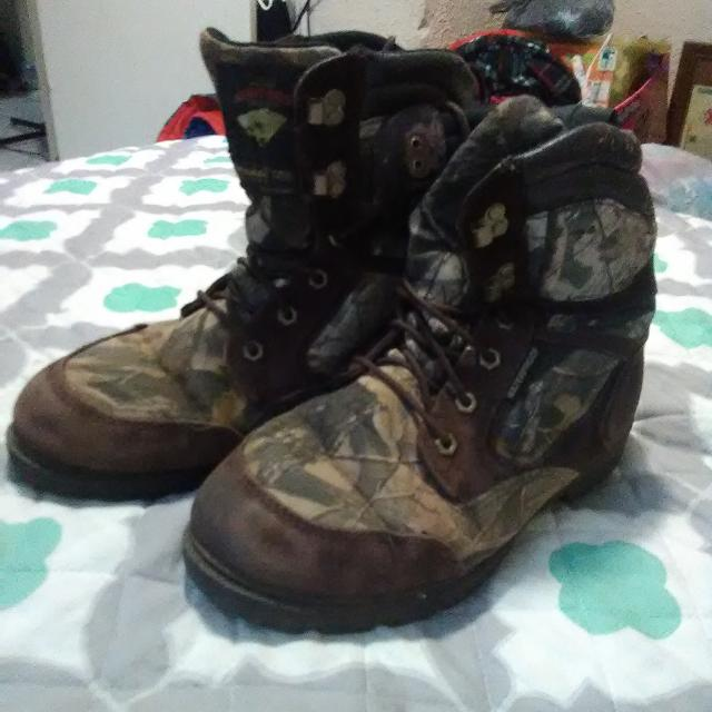 purchase cheap 33abc b03d4 Herman survivor boots /waterproof/ 400 grams of thinsulate ultra Insulation