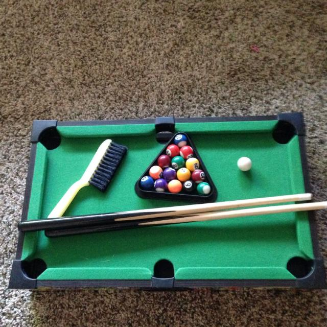 Find More Mini Pool Table New Condition Pick Up Asap Cp For - Where to buy mini pool table