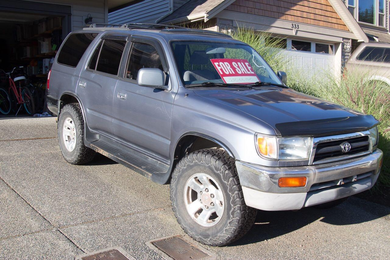 the pros and cons of the 1997 toyota 4runner limited 4wd