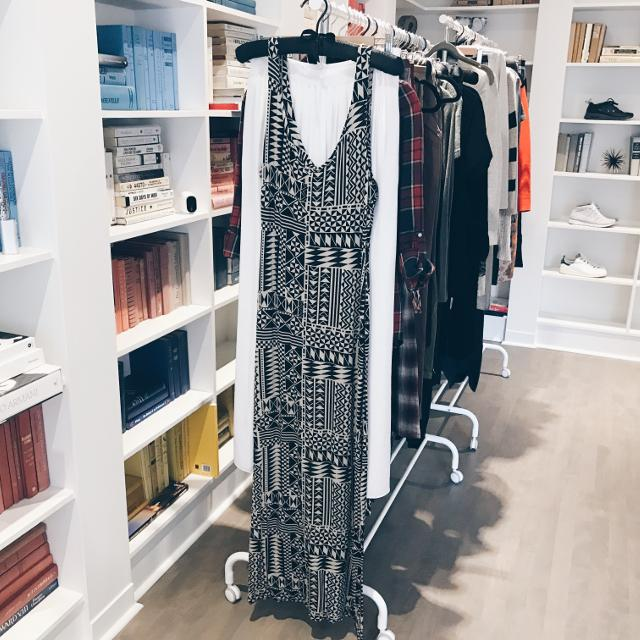 Best Staring At Stars Maxi Dress Long For Sale In Dollard Des