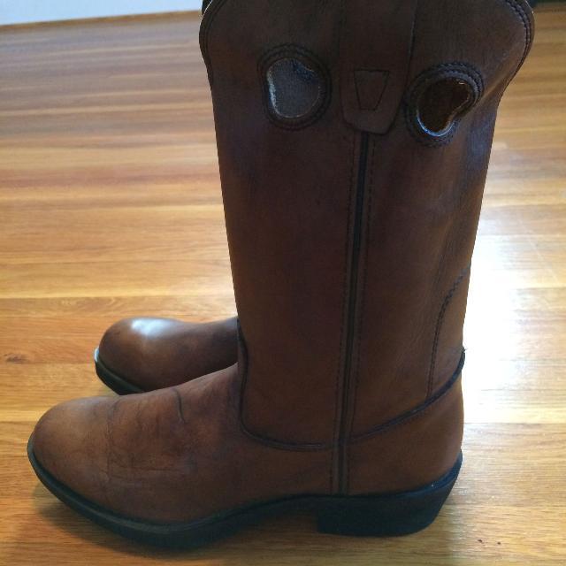 Vintage Farm & Ranch Deadstock Boots