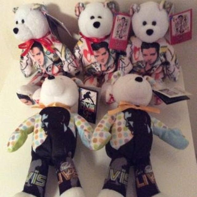 Find more Elvis Presley Collectible Beanie Babies for sale at up to ... 995e0677961