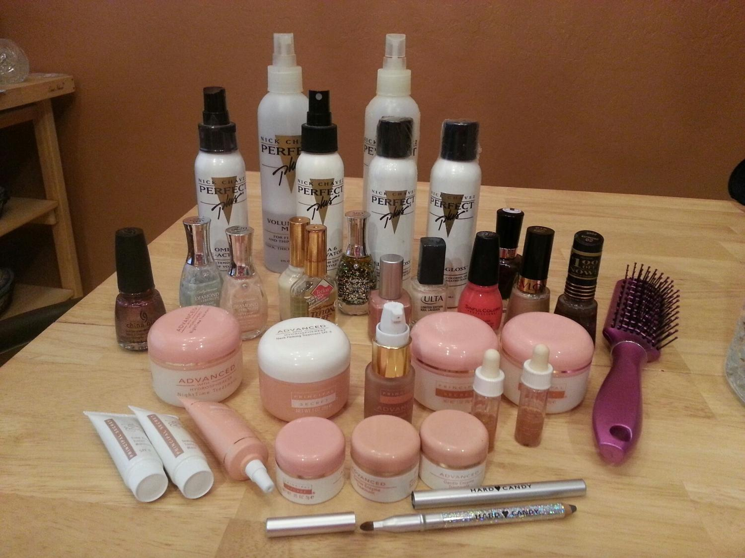 Find More Great Big Beauty Lot Nick Chavez Hair Products Victoria