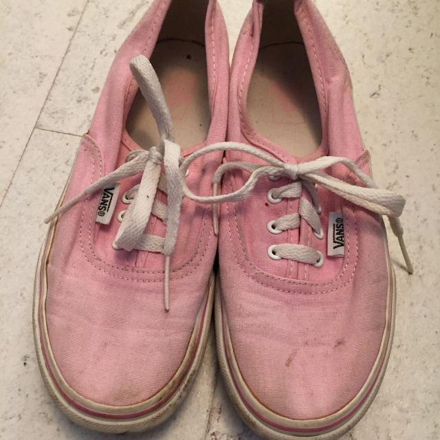 2a06ec5e0a Find more Girl s Vans Runners for sale at up to 90% off