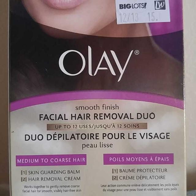 Best Bnib Olay Facial Hair Removal Duo For Sale In Clarington