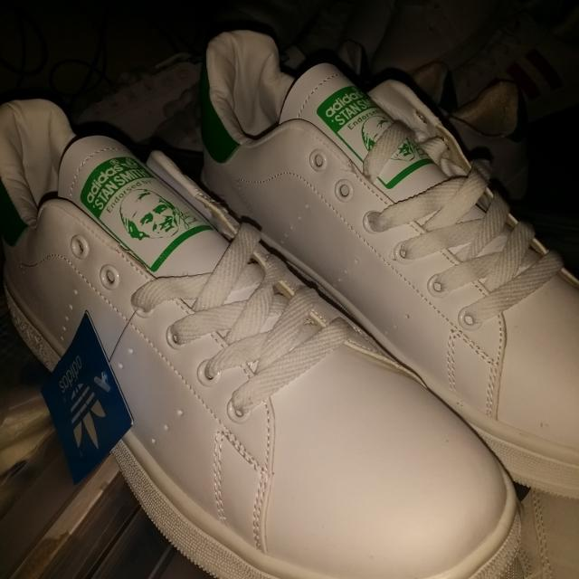 cheap for discount 4ca93 0c775 Adidas Stan Smith - size 9.5 - $65