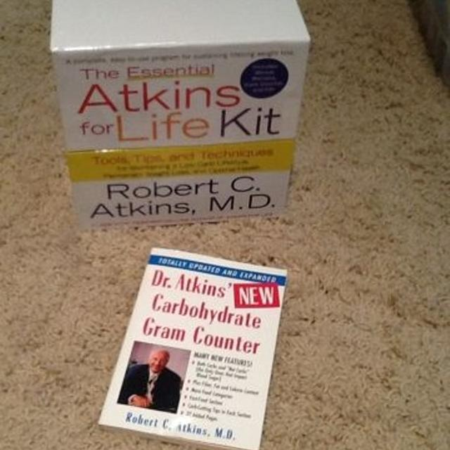 essential atkins for life kit