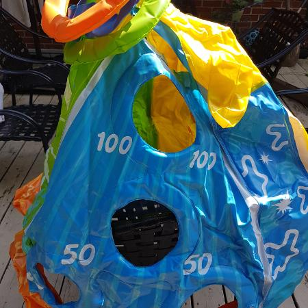 Water blow up game for sale  Canada