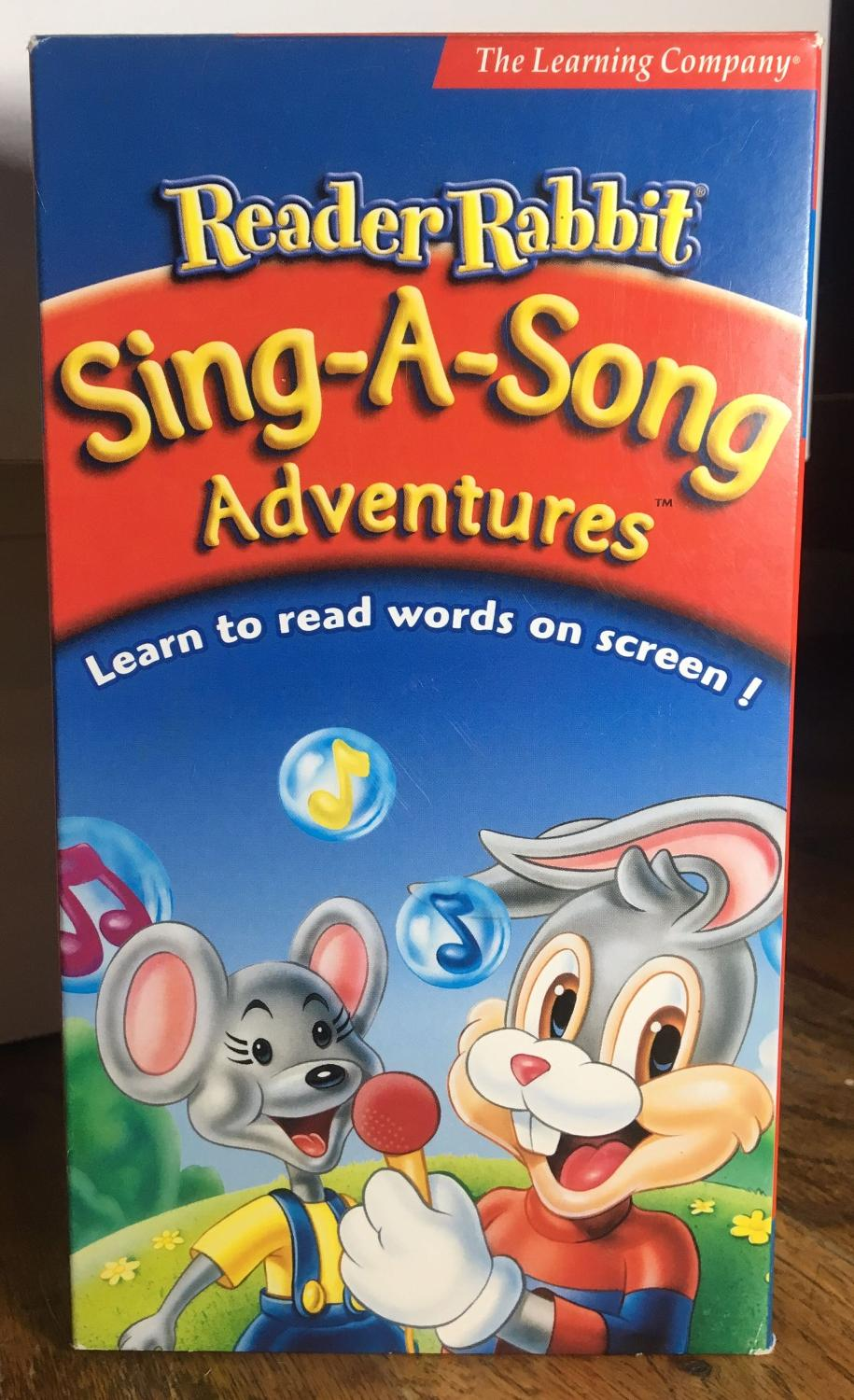 Best Reader Rabbit Sing Along Adventures For Sale In