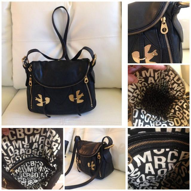 f2b11761921d Find more Marc By Marc Jacobs Petal To The Metal Natasha Crossbody ...