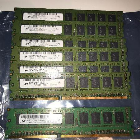 Mac Pro RAM PC3-10600E 2GB x 7 for sale  Canada