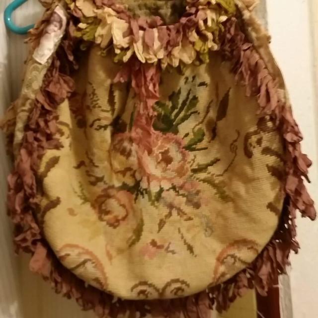 Magnolia Pearl Vintage Backpack Purse