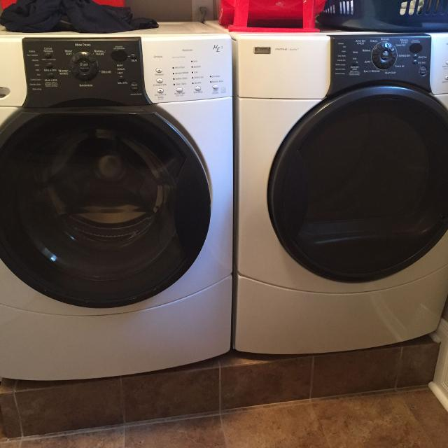 Find More Kenmore Elite He3 Front Load Washer And He4 Dryer Pair For Sale At Up To 90 Off