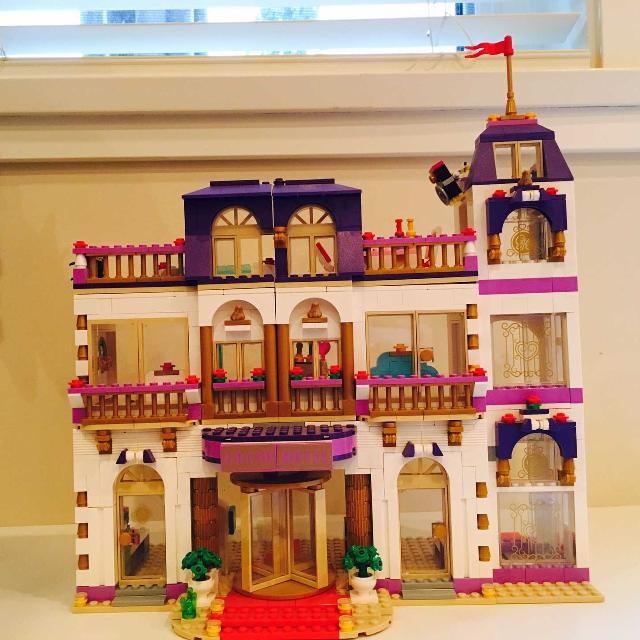 Best Lego Friends Hotel For Sale In Vancouver British Columbia