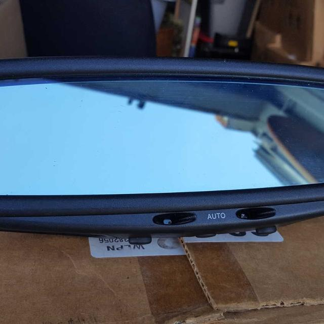 Best 2000 2005 Chevy Impala Auto Dim Rear View Mirror For In Brazoria County Texas 2019