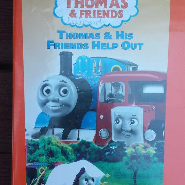 best dvd thomas and friends thomas and his friends help out for