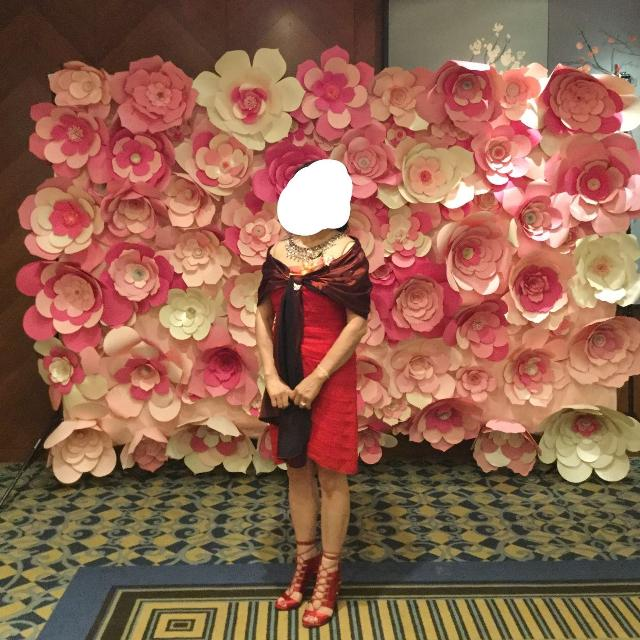 Find more reduced hand made paper flowers wall backdrop for sale at hand made paper flowers wall backdrop mightylinksfo