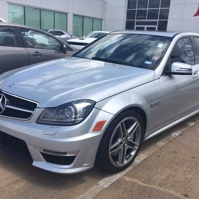 Best 2014 mercedes benz c63 amg for sale in cypress texas for Mercedes benz houston lease