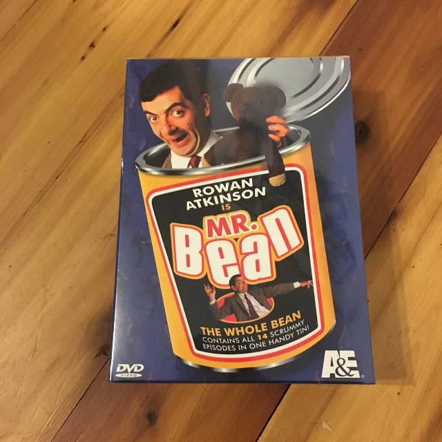 Best Mr Bean Dvd Box Set For Sale In Gibsons British Columbia For 2019