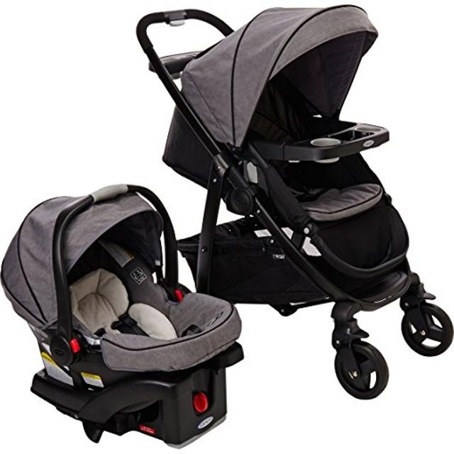 Best 2017 Graco Modes Click Connect Travel System Stroller