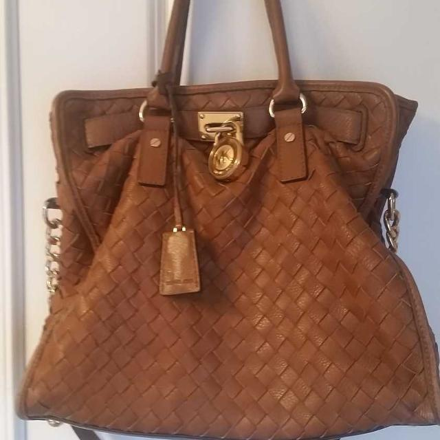 01940a97897511 Find more Authentic Limited Edition Michael Kors Hamilton Large Tote ...