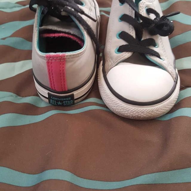 fac351dd34eb Best Girls Used Converse Sneakers Size 10 for sale in Las Vegas ...